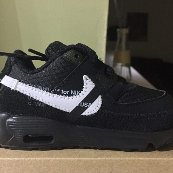 42571295f70804 The Ten  Nike Air Max 90 Off-White Size 7C